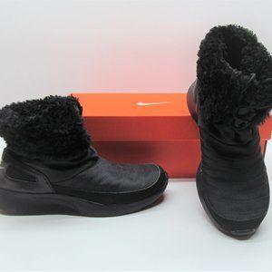 Nike Kaishi Winter High Top Faux Fur Shoes 6.5